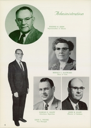 Page 10, 1961 Edition, Saugus High School - Tontoquonian Yearbook (Saugus, MA) online yearbook collection