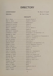 Page 15, 1936 Edition, Milford High School - Oak Lily and Ivy Yearbook (Milford, MA) online yearbook collection