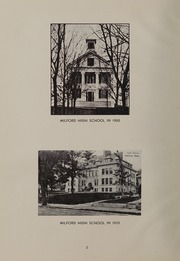 Page 6, 1936 Edition, Milford High School - Oak Lily and Ivy Yearbook (Milford, MA) online yearbook collection