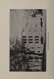 Page 8, 1936 Edition, Milford High School - Oak Lily and Ivy Yearbook (Milford, MA) online yearbook collection