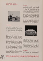 Page 16, 1939 Edition, Milford High School - Oak Lily and Ivy Yearbook (Milford, MA) online yearbook collection