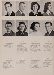 Page 36, 1941 Edition, Milford High School - Oak Lily and Ivy Yearbook (Milford, MA) online yearbook collection