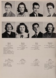 Page 40, 1941 Edition, Milford High School - Oak Lily and Ivy Yearbook (Milford, MA) online yearbook collection