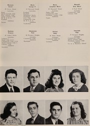 Page 41, 1941 Edition, Milford High School - Oak Lily and Ivy Yearbook (Milford, MA) online yearbook collection