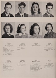 Page 42, 1941 Edition, Milford High School - Oak Lily and Ivy Yearbook (Milford, MA) online yearbook collection