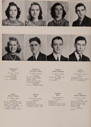 Page 44, 1941 Edition, Milford High School - Oak Lily and Ivy Yearbook (Milford, MA) online yearbook collection