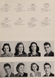 Page 47, 1941 Edition, Milford High School - Oak Lily and Ivy Yearbook (Milford, MA) online yearbook collection