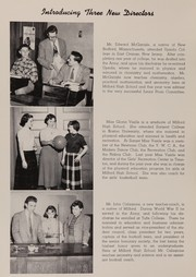 Page 16, 1951 Edition, Milford High School - Oak Lily and Ivy Yearbook (Milford, MA) online yearbook collection