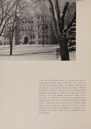 Page 6, 1951 Edition, Milford High School - Oak Lily and Ivy Yearbook (Milford, MA) online yearbook collection