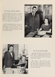 Page 11, 1953 Edition, Milford High School - Oak Lily and Ivy Yearbook (Milford, MA) online yearbook collection