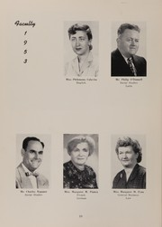 Page 12, 1953 Edition, Milford High School - Oak Lily and Ivy Yearbook (Milford, MA) online yearbook collection