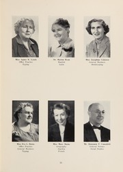 Page 13, 1953 Edition, Milford High School - Oak Lily and Ivy Yearbook (Milford, MA) online yearbook collection