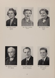 Page 14, 1953 Edition, Milford High School - Oak Lily and Ivy Yearbook (Milford, MA) online yearbook collection