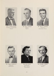 Page 15, 1953 Edition, Milford High School - Oak Lily and Ivy Yearbook (Milford, MA) online yearbook collection