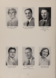 Page 16, 1953 Edition, Milford High School - Oak Lily and Ivy Yearbook (Milford, MA) online yearbook collection