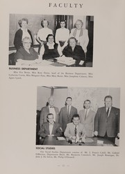Page 16, 1959 Edition, Milford High School - Oak Lily and Ivy Yearbook (Milford, MA) online yearbook collection