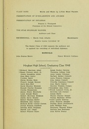Page 17, 1948 Edition, Hingham High School - Highway Yearbook (Hingham, MA) online yearbook collection