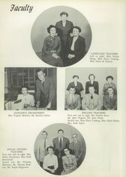 Page 12, 1953 Edition, Hingham High School - Highway Yearbook (Hingham, MA) online yearbook collection