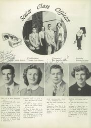Page 16, 1953 Edition, Hingham High School - Highway Yearbook (Hingham, MA) online yearbook collection