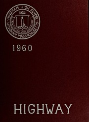 Page 1, 1960 Edition, Hingham High School - Highway Yearbook (Hingham, MA) online yearbook collection