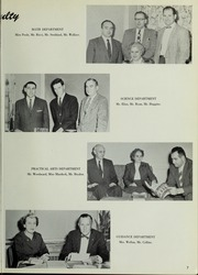 Page 11, 1960 Edition, Hingham High School - Highway Yearbook (Hingham, MA) online yearbook collection