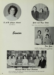 Page 14, 1960 Edition, Hingham High School - Highway Yearbook (Hingham, MA) online yearbook collection