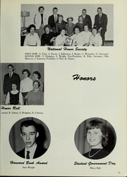 Page 15, 1960 Edition, Hingham High School - Highway Yearbook (Hingham, MA) online yearbook collection