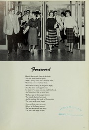 Page 5, 1960 Edition, Hingham High School - Highway Yearbook (Hingham, MA) online yearbook collection