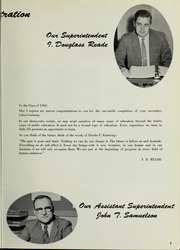Page 9, 1960 Edition, Hingham High School - Highway Yearbook (Hingham, MA) online yearbook collection