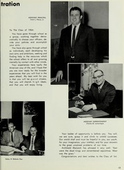 Page 17, 1964 Edition, Hingham High School - Highway Yearbook (Hingham, MA) online yearbook collection