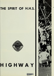 Page 5, 1964 Edition, Hingham High School - Highway Yearbook (Hingham, MA) online yearbook collection