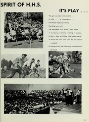 Page 7, 1964 Edition, Hingham High School - Highway Yearbook (Hingham, MA) online yearbook collection
