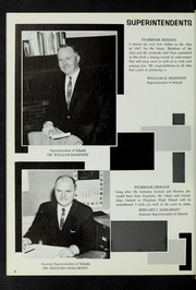 Page 10, 1967 Edition, Hingham High School - Highway Yearbook (Hingham, MA) online yearbook collection