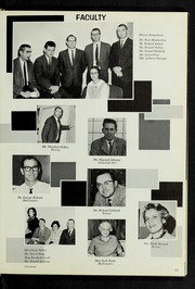 Page 15, 1967 Edition, Hingham High School - Highway Yearbook (Hingham, MA) online yearbook collection