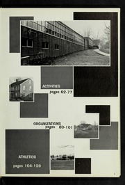Page 7, 1967 Edition, Hingham High School - Highway Yearbook (Hingham, MA) online yearbook collection
