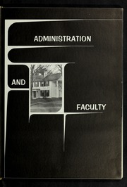 Page 9, 1967 Edition, Hingham High School - Highway Yearbook (Hingham, MA) online yearbook collection