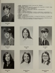Page 17, 1972 Edition, Hingham High School - Highway Yearbook (Hingham, MA) online yearbook collection