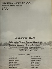 Page 5, 1972 Edition, Hingham High School - Highway Yearbook (Hingham, MA) online yearbook collection