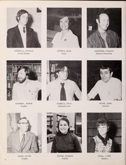 Page 14, 1973 Edition, Hingham High School - Highway Yearbook (Hingham, MA) online yearbook collection