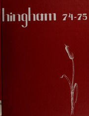 1975 Edition, Hingham High School - Highway Yearbook (Hingham, MA)