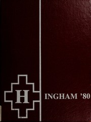 1980 Edition, Hingham High School - Highway Yearbook (Hingham, MA)