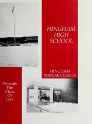 Page 5, 1987 Edition, Hingham High School - Highway Yearbook (Hingham, MA) online yearbook collection