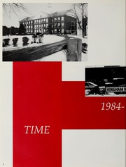 Page 8, 1987 Edition, Hingham High School - Highway Yearbook (Hingham, MA) online yearbook collection