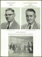 Page 8, 1960 Edition, Silver Lake Regional High School - Torch Yearbook (Kingston, MA) online yearbook collection