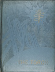 1961 Edition, Silver Lake Regional High School - Torch Yearbook (Kingston, MA)