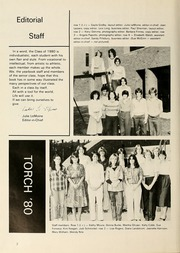 Page 6, 1980 Edition, Silver Lake Regional High School - Torch Yearbook (Kingston, MA) online yearbook collection