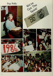 Page 10, 1986 Edition, Silver Lake Regional High School - Torch Yearbook (Kingston, MA) online yearbook collection
