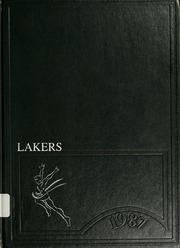 1987 Edition, Silver Lake Regional High School - Torch Yearbook (Kingston, MA)