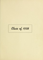 Page 13, 1938 Edition, Dedham High School - Reflections Yearbook (Dedham, MA) online yearbook collection