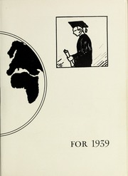 Page 7, 1939 Edition, Dedham High School - Reflections Yearbook (Dedham, MA) online yearbook collection